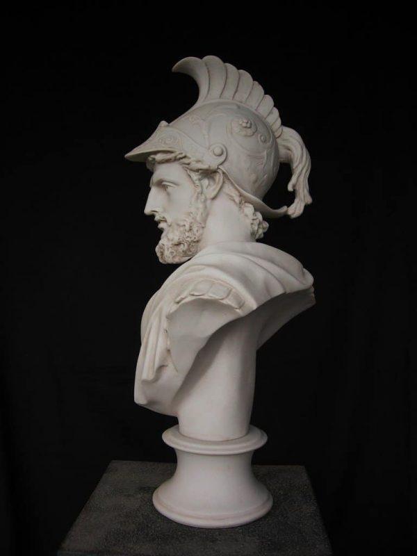 Exclusief Ajax beeld (borstbeeld); 41 cm hoog-2688