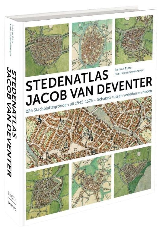Stedenatlas Jacob van Deventer-0
