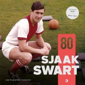 Sjaak Swart 80, boek inclusief DVD-0