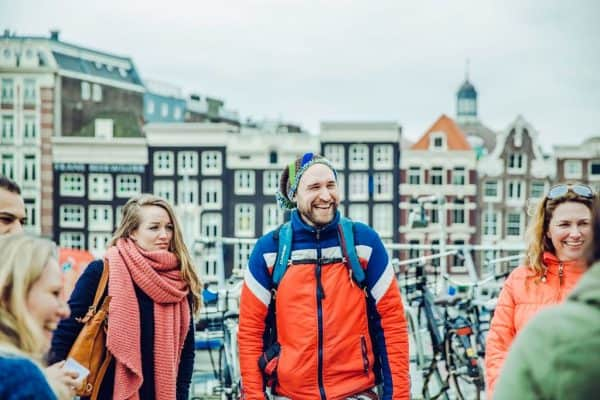 Who is Amsterdam tours