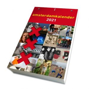 Scheurkalender Amsterdam 2021