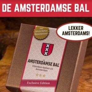 "Amsterdam bonbons genaamd ""De Amsterdam Bal"""