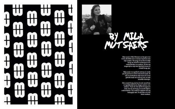 About desginer MIla Mutsaers
