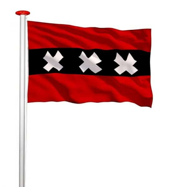 Amsterdam vlag